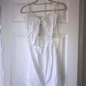 Nasty Gal Dresses - White dress
